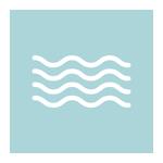 Ocean view icon