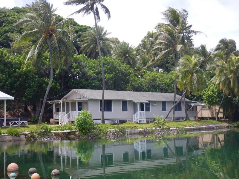 Hale Ulua and Hale Kaku