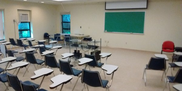 Pauley classroom