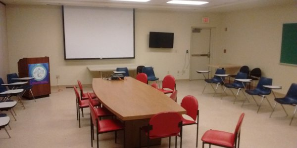 Another Pauley classroom
